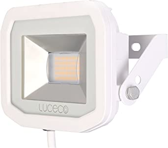 Image result for Luceco Guardian Slim Flood Light with 1 m Cable
