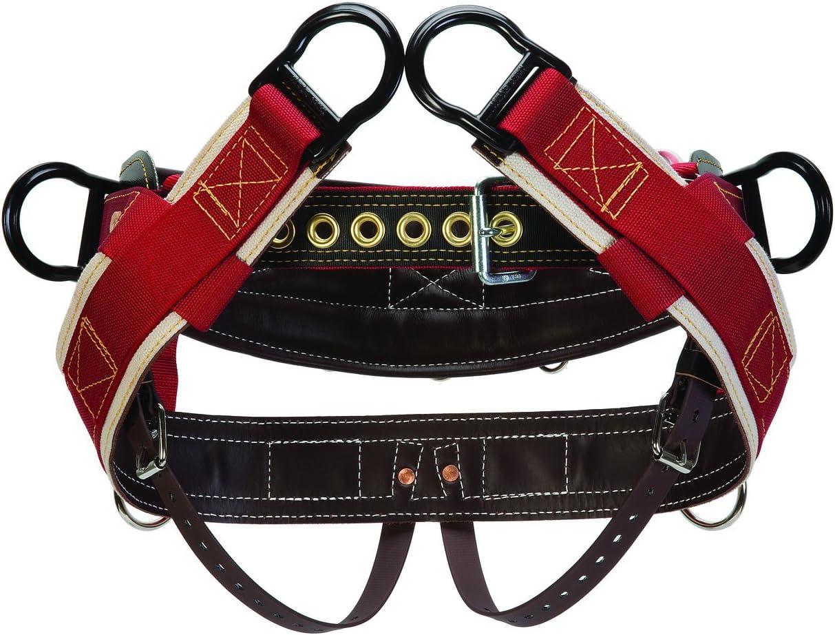 Weaver Leather WLC 315 Saddle with 1 Heavy Duty Coated Webbing Leg Straps