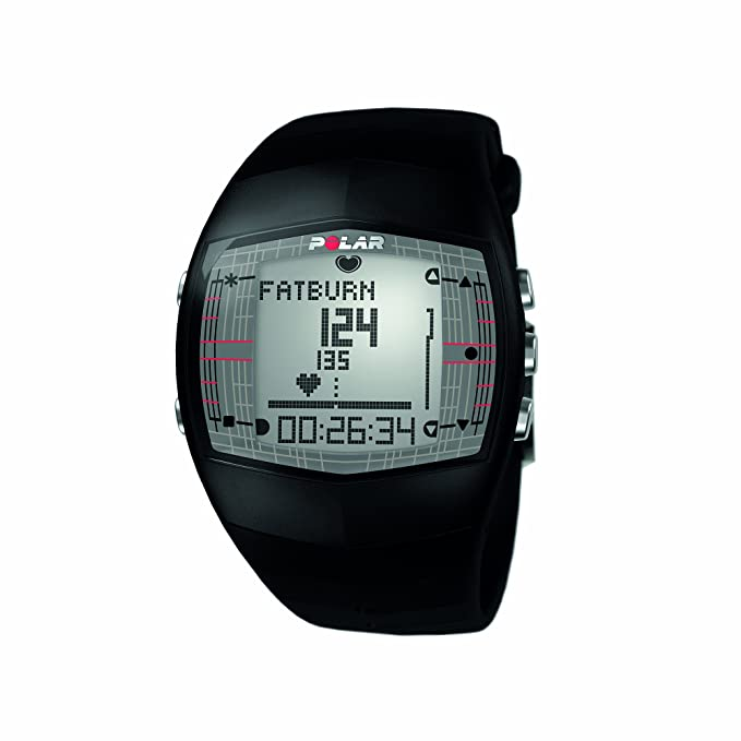 Polar FT40 - Reloj con pulsómetro y con medición de condición física, Consumo de calorías y de Efecto del Entrenamiento para Fitness y Cross-Training