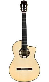 Guitares, Basses, Accessoires Guitares électro-acoustiques Housse Cordoba Gk Studio Negra Ltd Guitare Flamenco Electro