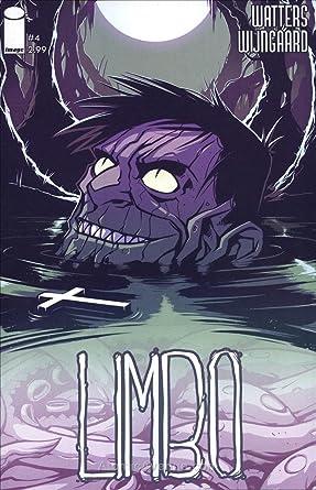 Limbo #4 VF 2016 Stock Image