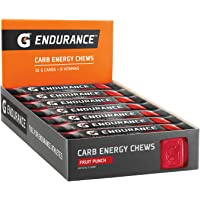 21-Pack Gatorade Endurance Carb 1.3 oz Energy Chews (Fruit Punch)