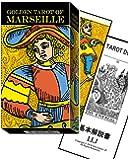 タロットカード 78枚 マルセイユ版 タロット占い 【ゴールデン タロット オブ マルセイユ Goden Tarot of Marseille 】日本語解説書付き [正規品]