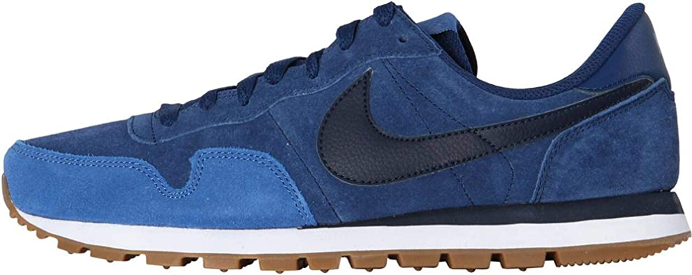 Nike Air Pegasus 83 LTR, Zapatillas de Running para Hombre, Azul (Coastal Blue/Obsidian/Star Blue/White 400), 39 EU: Amazon.es: Zapatos y complementos