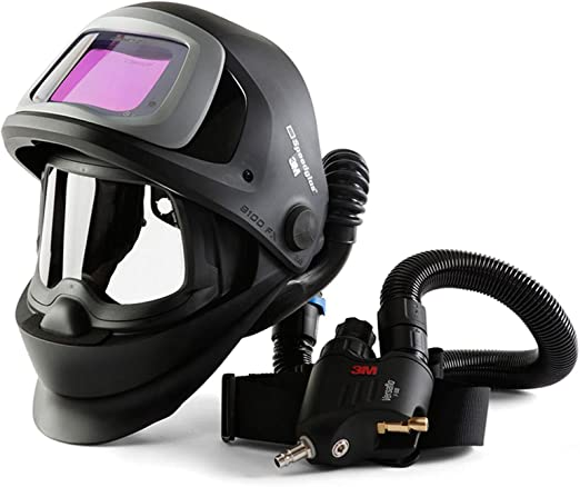 masque respiratoire soudeur