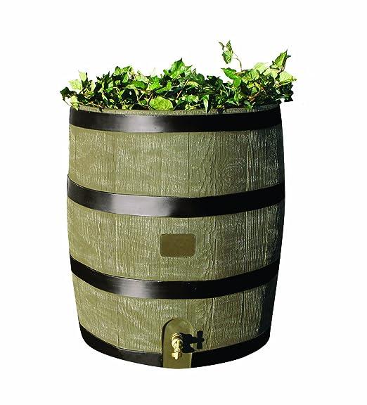 Amazon.com: RTS acentos para el hogar redondo galones barril ...