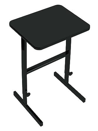 Amazoncom Correll CST Adjustable Standing Height Table - Standing height work table