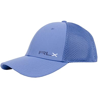 fe61fe26acaa5 Ralph Lauren RLX Flex Fit Golf Cap (Large X-Large