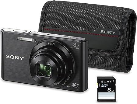 Todo para el streamer: Sony DSC-W830 - Cámara compacta de 20.1 Mp (pantalla de 2.7