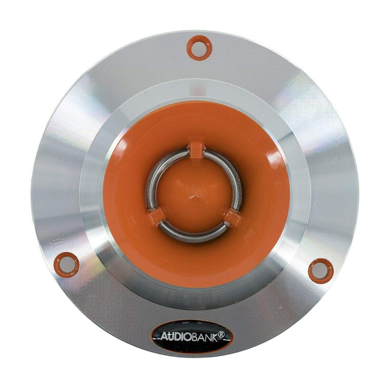 Audiobank TW220 3.75 600W Car Audio Heavy Duty Compression Super Horn Tweeter