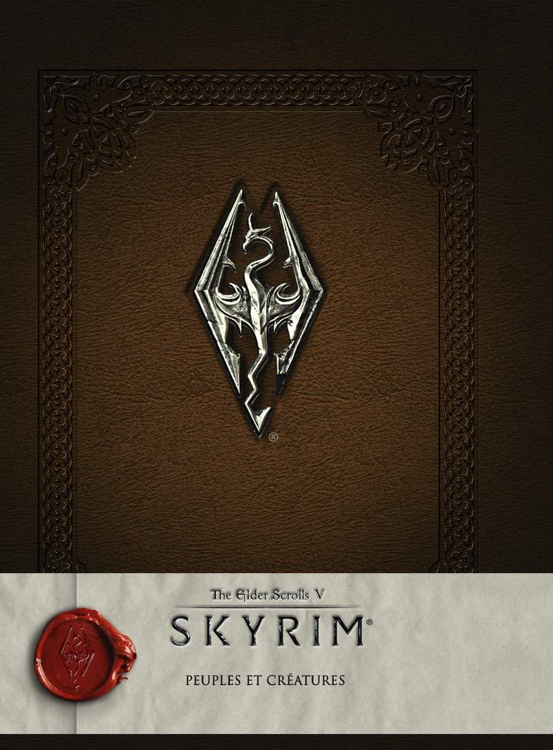 The Elder Scrolls V, Skyrim : Peuples et créatures: Amazon.es: Le ...