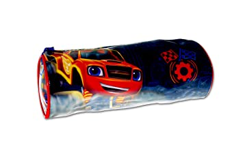 Nickelodeon Blaze Monster Trucks Blaze Monster Truck Barrel Pvc