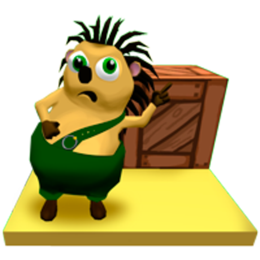 Pepe Porcupine - Warehouse Games