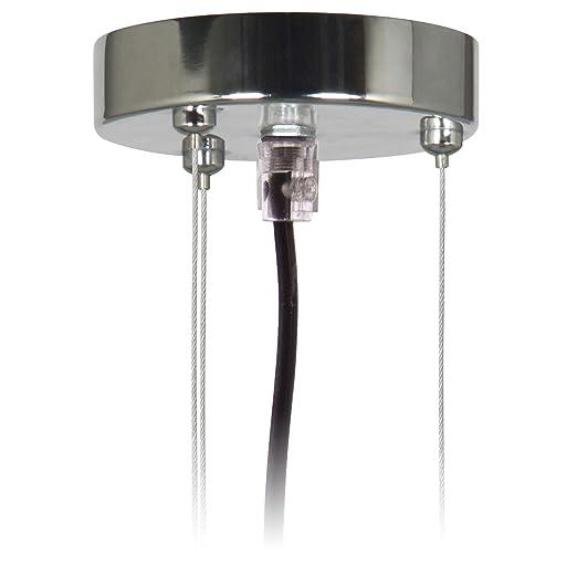 Ranex Ceiling Dream 518 Série 6000 Kit De – Chrome Suspension Pendant eWD2EHI9Yb
