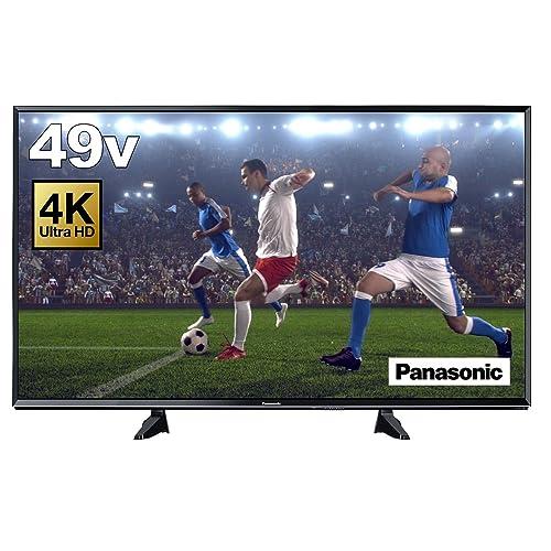 パナソニック 49V型 4Kテレビ