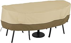 Classic Accessories Veranda Patio Bistro Table & Chair Set Cover