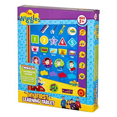 The Wiggles My First Learning Tablet: Toys & Games