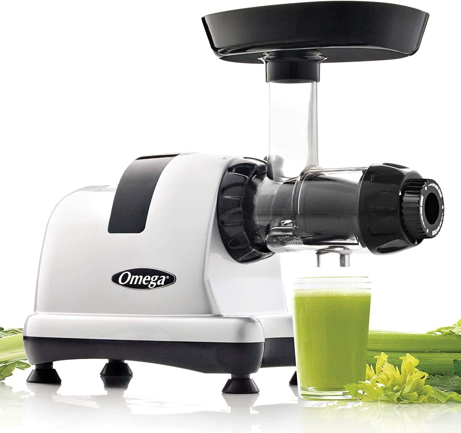Omega slow masticating celery juicer: best masticating juicers 2021