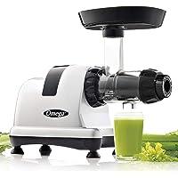Omega MM900HDS Slow Masticating Celery Juicer, 200 Watt, Silver