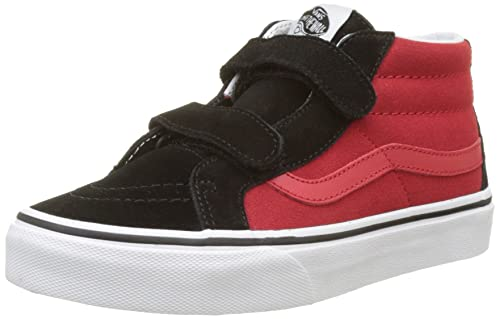 Vans Sk8-mid Reissue V, Zapatillas Altas Unisex Niños: Amazon.es: Zapatos y complementos