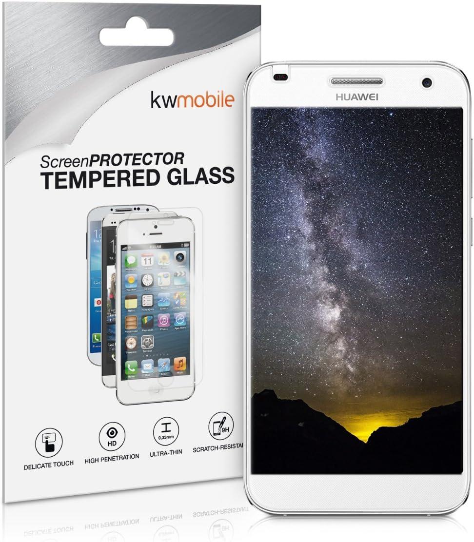 kwmobile Protector de Pantalla para Huawei Ascend G7: Amazon.es ...