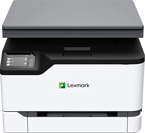 Lexmark MC3224dwe Color Multifunction Laser Printer with Print, Copy, Scan, and Wireless Capabilities, Two-Sided Printing with Full-Spectrum Security ...