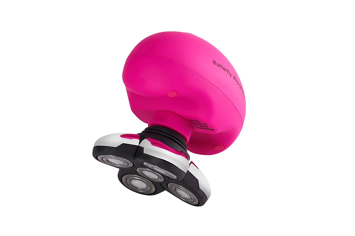 Butterfly Pro Shaver Pink 5h Skull Shaver Butterfly Pro 5h