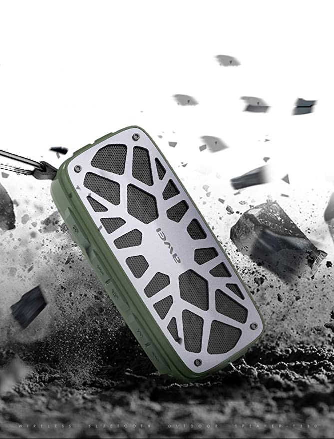 huoaoqiyegu - Bluetooth Speakers with Deep Bass,Twin Wireless with Stereo Sound,TF Card Slot IPX5 Water Resistance Sweat Proof & Rainproof Echo Compatible ...