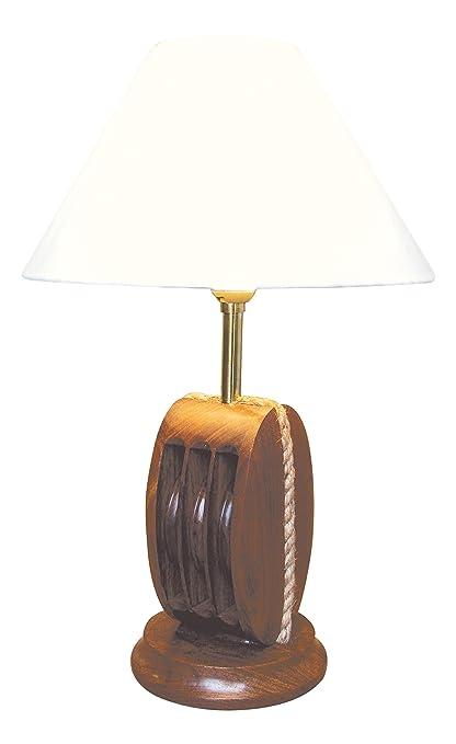 Bankerlampe Messing /& Glas grün perfekt für die maritime Dekoration