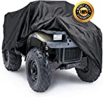Angooni ATV Cover Waterproof Outdoor Storage, Heavy Duty 4 Wheeler Cover