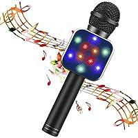 BlueFire Wireless Bluetooth Karaoke Microphone 5 in 1 Handheld Karaoke Microphone Portable Bluetooth Speaker Home KTV…