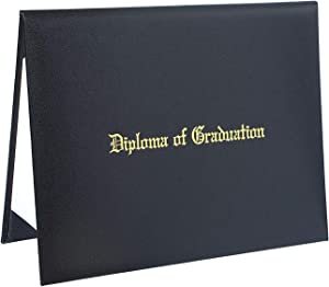 GraduationService Smooth Diploma Cover Imprinted