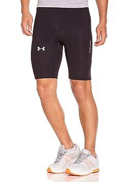 Under Armour Ropa interior deportiva para hombre, talla L, color negro/negro (