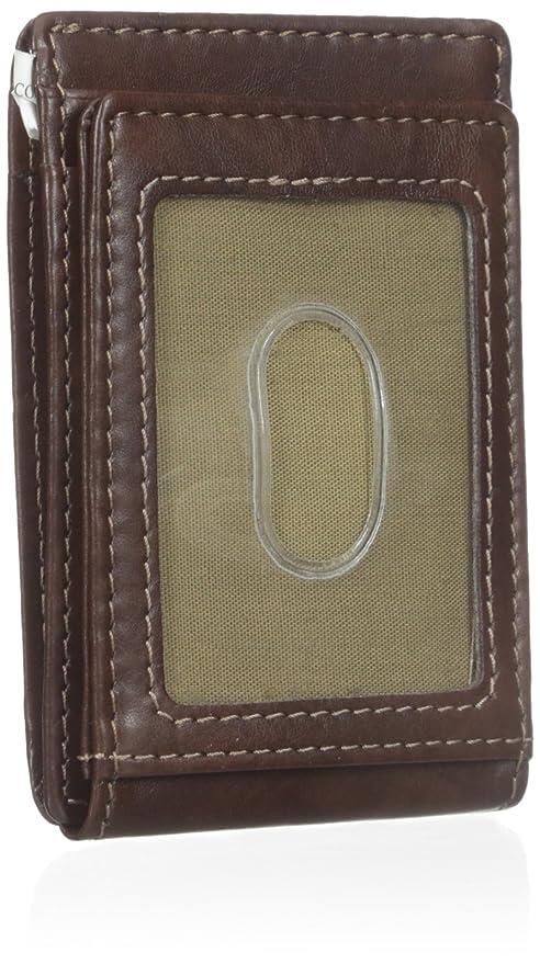 Dockers - Cartera de bolsillo para hombre - Marrón - talla única: Amazon.es: Ropa y accesorios