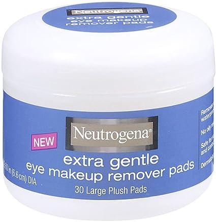 Amazon.com: Almohadillas Neutrogena extra removedoras de ...