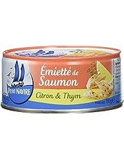 Petit Navire Emietté de Saumon Citron/Thym 110 g