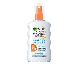 Garnier Ambre Solaire Sensitive Expert+ Enfant Spray Protecteur FPS 50+ 200 ml