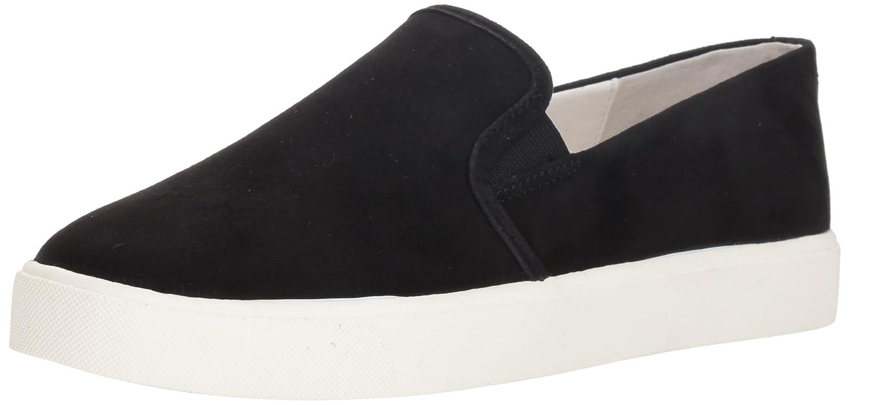 Sam Edelman Women's Elton Sneaker B07C9H28WM 5 B(M) US Black Suede