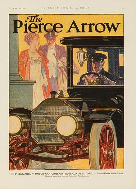 Vintage Art Original Color Print AMERICAN COUNTRY LIFE