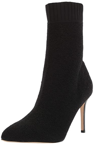 bc2407abd Sam Edelman Women s Oksana Fashion Boot Black Varsity Knit 5 ...