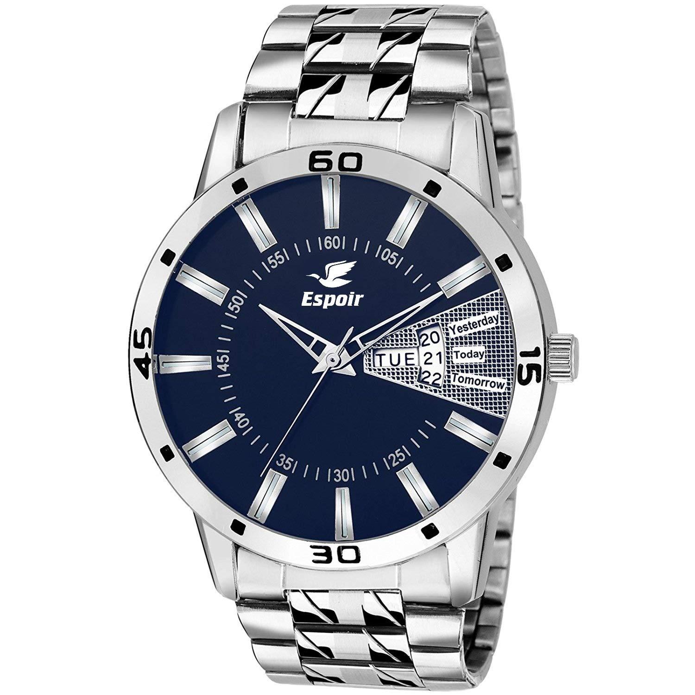 Espoir Mens Latest ESP12457 Analog Watch