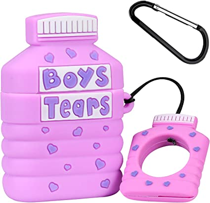 Amazon Com Joyleop Boys Tears Compatible With Airpods 1 2 Case