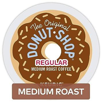 the original donut shop keurig single serve k cup pods regular