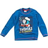 Thomas And Friends 45 Right On Track Print Boys Long Sleeve Top