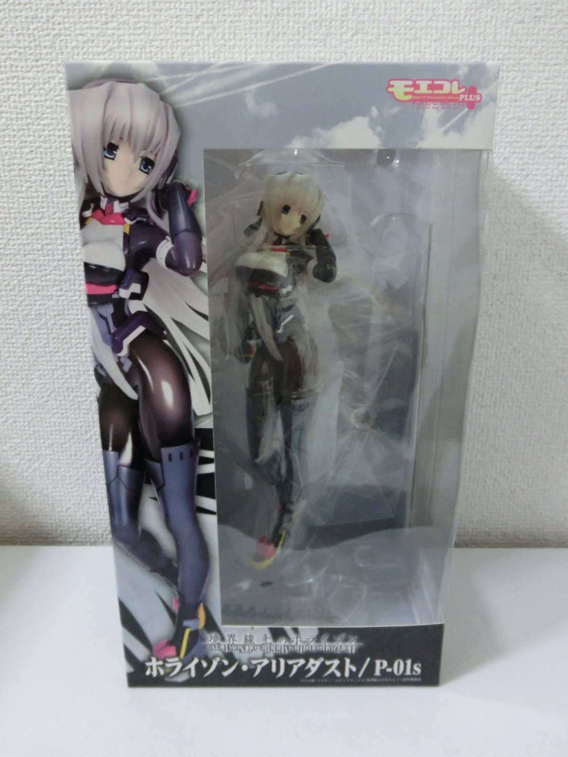Moekore PLUS No.33 Middle of Nowhere Horizon Aria / Staub / Aria P-01s 1/8 PVC Figure (Japan-Import) 6bbb7e