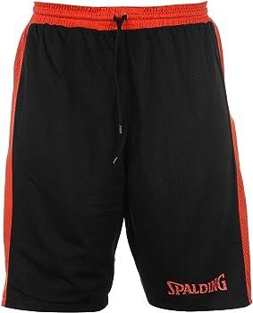 Spalding Reversible Pantalones Cortos De Baloncesto Deportes ...