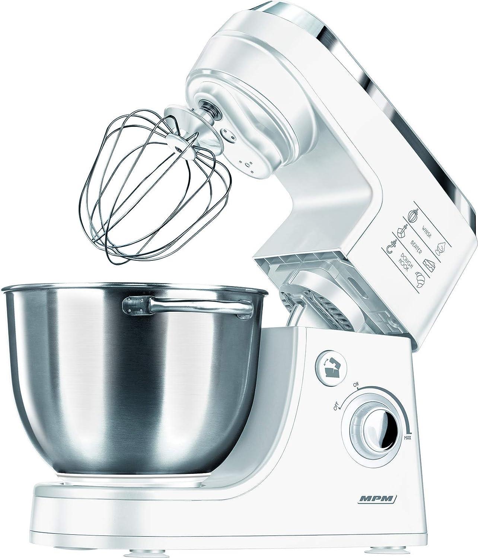 MPM MMR-12 Batidora Amasadora repostería Profesional Robot Cocina ...