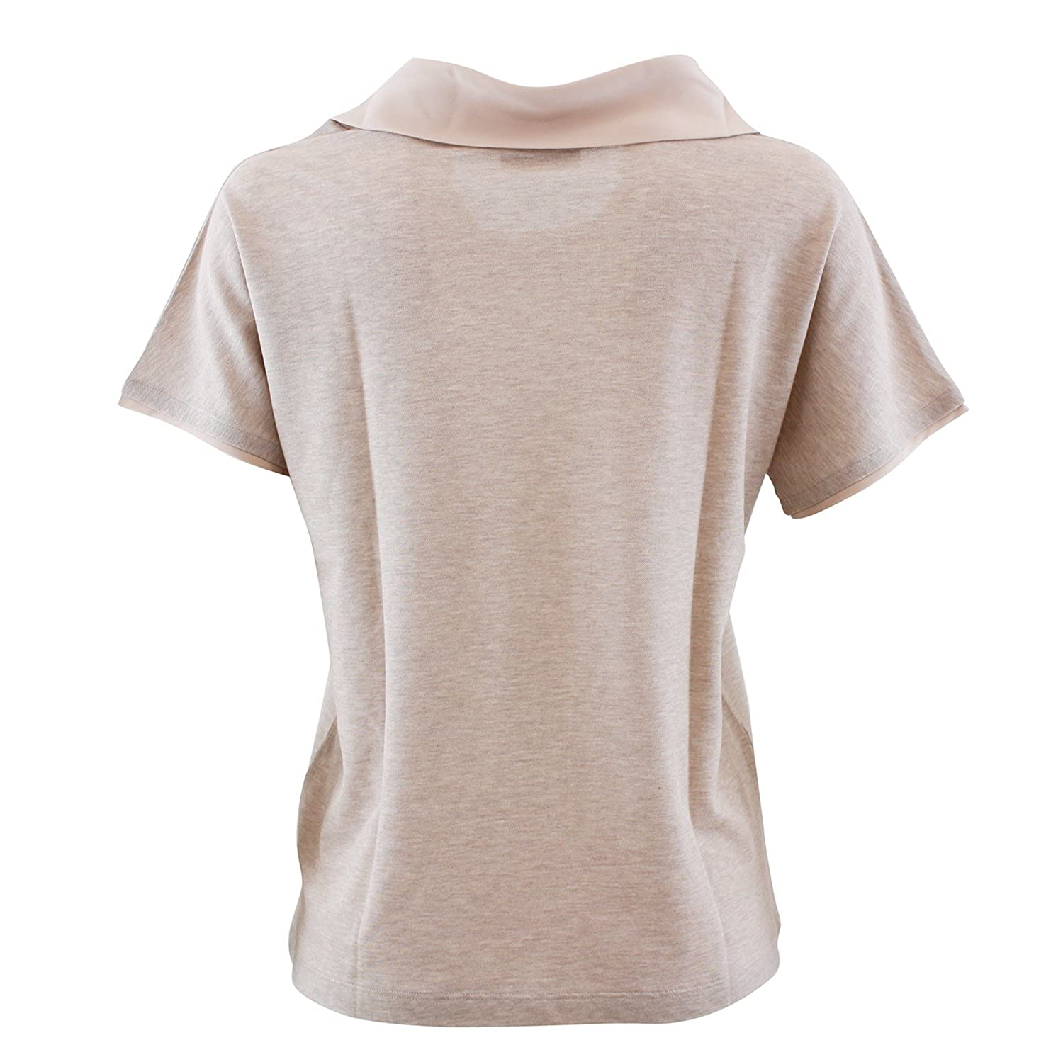 GranSasso 60259 81420802 Silk t-Shirt Woman