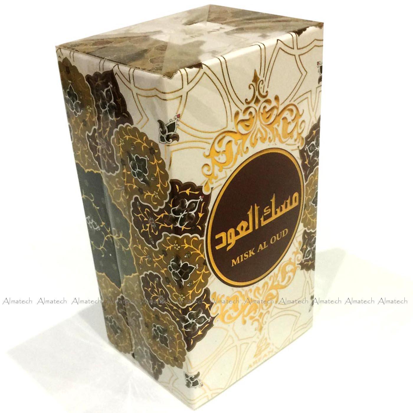 Misk Al Oud By Arfan Oudh Al Anfar Oriental Fragrance EDP Perfume Spray 100ml