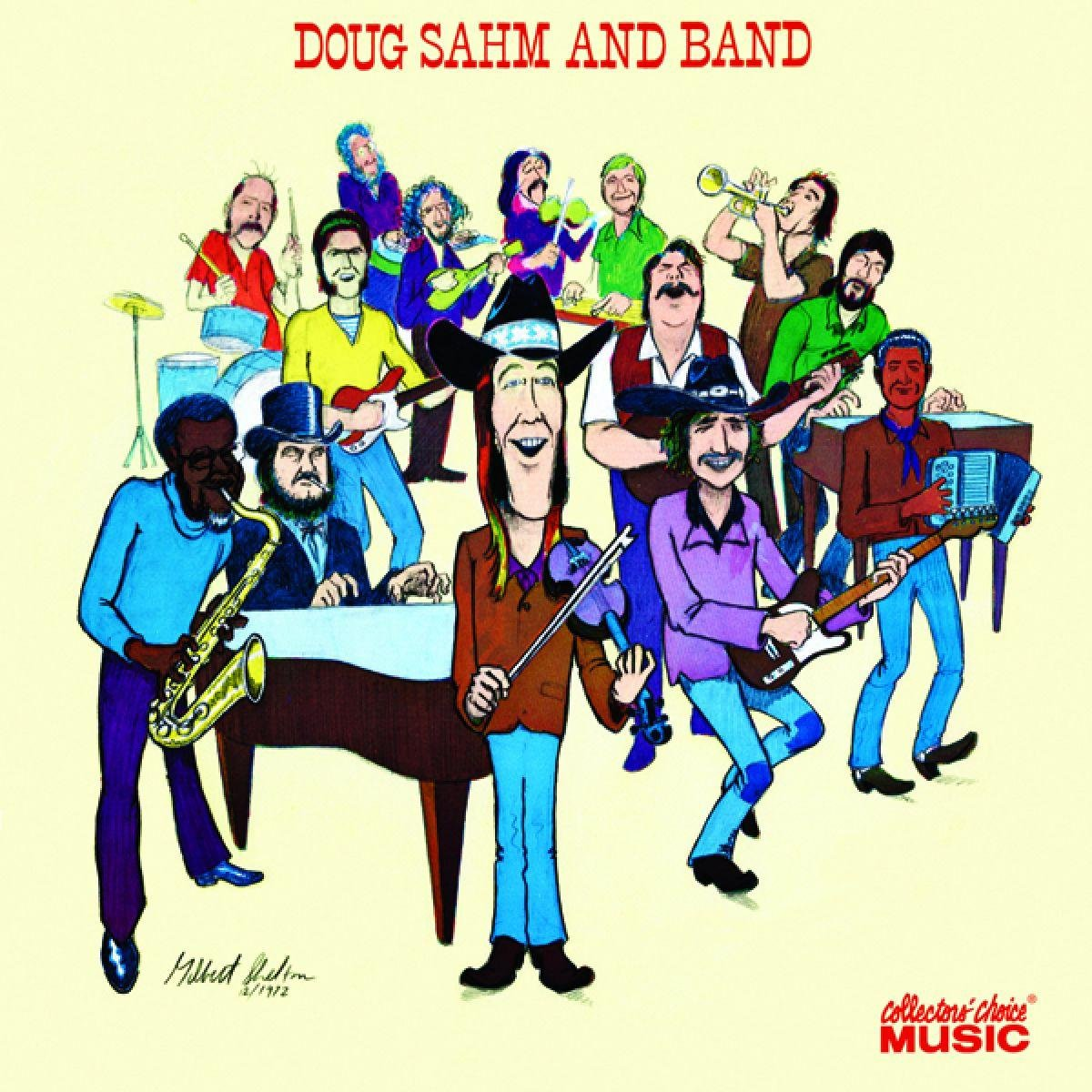 Doug Sahm & Band by Collector's Choice